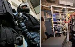 МВД разъяснило причины визита в офис «Батькивщины»