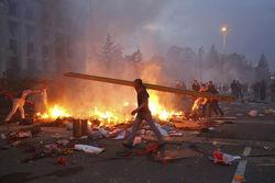 Глава Одесской области Немировский назвал милицию виновной в трагедии