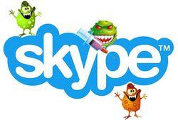 40 тысяч россиян подверглись хакерской атаке в Skype
