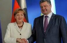 После Обамы Порошенко созвонился с Меркель в преддверии саммита G7