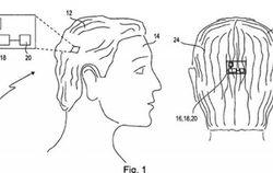 Sony готовит умный парик-навигатор