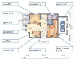 """Эксперты назвали компанию """"ПромГражданПроект"""" лидером апреля 2014 г. в Интернете по проектированию домов"""