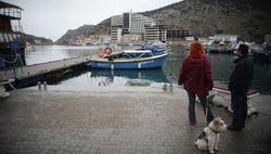 Погранслужба Украины закрыла выезд из Крыма