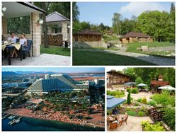 Названы самые популярные туристические комплексы Украины
