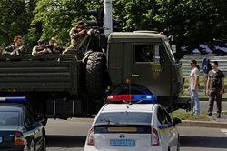 В казни милиционеров Горловки увидели инсценировку