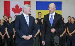 Инструкторы из Канады будут тренировать бойцов Нацгвардии Украины