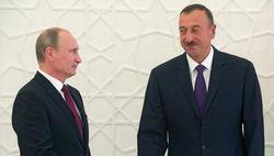В Баку Путин рассмотрит вопросы Карабаха и Каспия