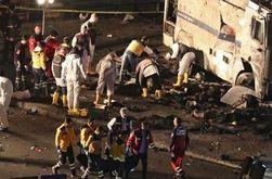 В Стамбуле у футбольного стадиона произошел взрыв