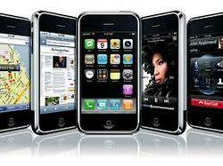 Рынок смартфонов вырос на 45 процентов.
