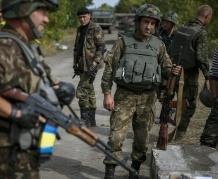 Под Дебальцево украинские военные попали в окружение