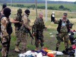 СБУ: террористы прячут «черные ящики» Боинга-777