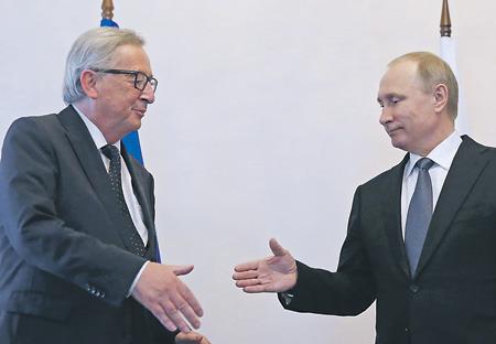Отменяя контрсанкции, мыдолжны быть убеждены, что нас не«кинут»— Путин