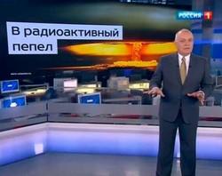 Киселев пригрозил США ядерным взрывом