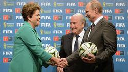 Daily Beast: И вы хотите отдать Путину чемпионат мира по футболу?
