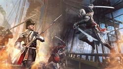 Ubisoft опубликовала новый трейлер Assassin's Creed 4: Black Flag