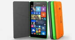 Сегодня состоялся первый выход Microsoft Lumia 535