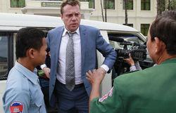 Началась процедура депортации Полонского из Камбоджи
