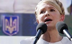Юлия Тимошенко потребовала отставки правительства Яценюка