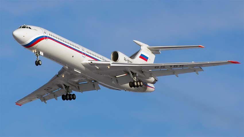 В изучении крушения Ту-154 МинобороныРФ возникла обновленная версия