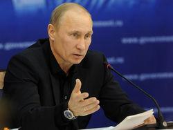 В Киеве не революция, а подготовленные из-за границы погромы – Путин