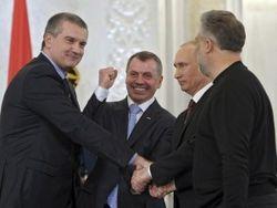 СМИ: Путин дал приказ убрать Аксенова и Константинова из Крыма