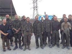 Боевики не спешат возвращать заложников и пленных