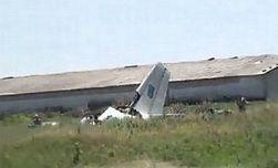 Спасен один из членов экипажа сбитого над Луганском Ан-26 – МО