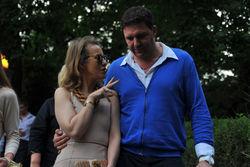 Ксения Собчак уверена, что ее роды будут популярнее в СМИ, чем у Пугачевой