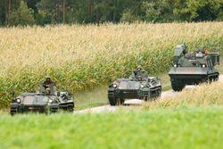 Осажденный полицией и танками австрийский браконьер покончил с собой