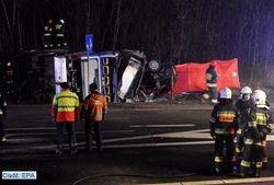 В Польше разбился автобус с туристами из Украины, есть жертвы