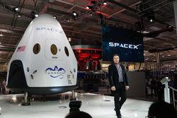 Российские «Союзы» NASA заменит модифицированными «Драконами»