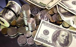 Рубль преодолел отметку 77 за доллар США