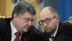 Может ли Порошенко отказаться от связки с Яценюком