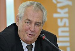 Президент Чехии предлагает провести референдум по членству в ЕС и НАТО