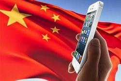 iPhone на китайском рынке продолжает укреплять свои позиции