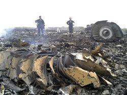 Боевики выкрали 36 тел погибших при крушении Boeing-777