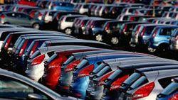 Рынок новых авто в Украине в 2013 году упал на 7,4 процента