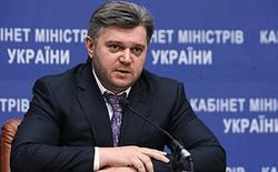 Глава Минэнерго Эдуард Ставицкий