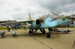 На Кубани разбился Су-25, пилот увел штурмовик от населенного пункта