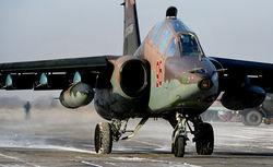 Российский штурмовик Су-25СМ3