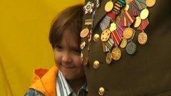 Украина отмечает День Победы – скромно, но повсеместно