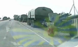 СНБО: российские войска скапливаются у границы с Крымом и Херсонской области