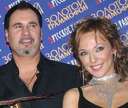 Меладзе и Джанабаева стали открыто вместе появляться на публике