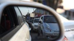 За три дня в Ташкенте украли более 80 номеров машин