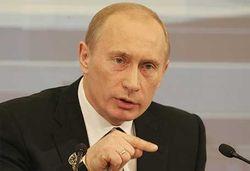 Путин: партнеры из Европы должны помочь Украине