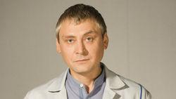 На 43-м году жизни умер известный украинский актер Виталий Линецкий