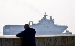 Россия и Франция договорились о расторжении контракта по «Мистралям»