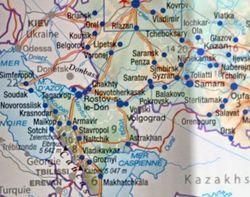 Еще одно французское издание изобразило Крым частью России