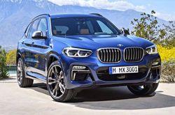Презентован BMW X3 нового поколения