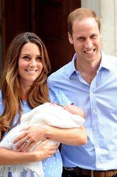 Двухмесячный принц Георг возглавил список самых влиятельных жителей Лондона